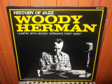 """-Y- WOODY HERMAN """" JUMPIN' WITH WOODY HERMAN'S FIRST HERD  DISC VINIL"""