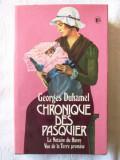 """""""CHRONIQUE DES PASQUIER"""", Georges Duhamel, 1983. Carte in limba franceza. Noua"""
