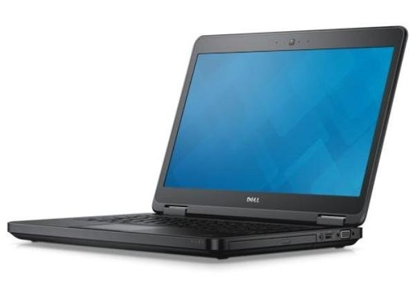 Laptop DELL Latitude E5440, Intel Core i5 4310U 2.0 Ghz, 4 GB DDR3, 320 GB SATA, DVD-ROM, Wi-Fi, Card Reader, Webcam, Finger Print, Tastatura Ilu foto mare