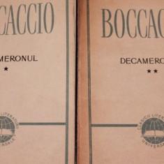 DECAMERONUL - GIOVANNI BOCCACCIO - Carte in engleza