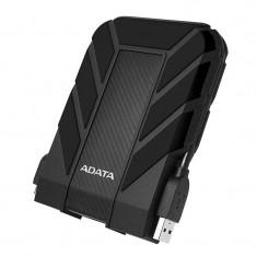 Hard disk extern ADATA Durrable HD710 Pro 4TB 2.5 inch USB 3.1 Black - HDD extern A-data, 2-4 TB