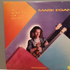 MARK EGAN - A TOUCH OF LIGHT(1988/GRP Rec/USA) - Vinil/Analog/Impecabil(NM+) - Muzica Jazz universal records