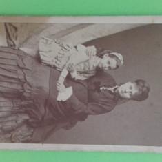 CDV Bucuresti Foto Franz Duschek, Circulata, Fotografie, Romania pana la 1900