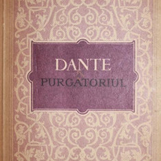 PURGATORIUL - DANTE ALIGHIERI - Carte in engleza