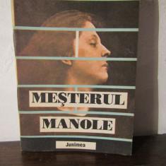MESTERUL MANOLE -MIRCEA ELIADE - Filosofie