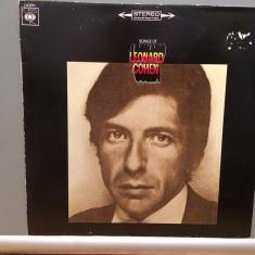 LEONARD COHEN - SONGS OF L.COHEN (1966/CBS Rec/RFG) - Vinil/Impecabil (NM) - Muzica Rock Columbia