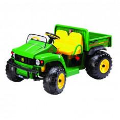 Tractoras electric John Deere Gator HPX Peg Perego - Masinuta electrica copii