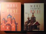 Mari stareti rusi. Vietile, minunile, indrumarile duhovnicesti, 2 vol (2008)