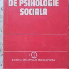 Dictionar De Psihologie Sociala - Colectiv, 407095 - Carte Psihologie