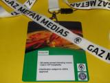 Acreditare meci fotbal GAZ METAN MEDIAS - AUSTRIA VIENA (25.08.2011)