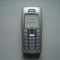 Nokia 6230i - Telefon Nokia, Argintiu, <1GB, Neblocat, Single SIM, Fara procesor