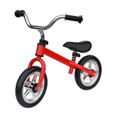 Bicicleta fara Pedale 10 Red - Bicicleta copii