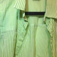 Camasa Zara - Camasa dama Zara, Marime: S, Culoare: Verde