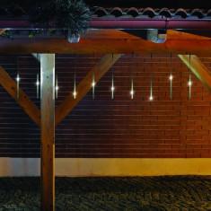 Ghirlanda 5 turtuti luminosi, 50 LED-uri, interior si exterior, Home - Instalatie electrica Craciun