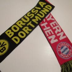 Fular fotbal BORUSSIA DORTMUND - BAYERN MUNCHEN (2013)
