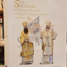 DANIEL (Preafericitul Parinte Patriarh), 5 ANI DE SLUJIRE (Album), 2012, Bucuresti - Carti Istoria bisericii