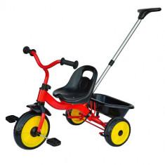 Tricicleta cu Maner Red - Tricicleta copii