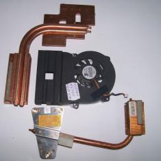 Cooler ventilator Hyrican M57R M57 M57RU CLEVO 570 BS5505M2B - Cooler laptop
