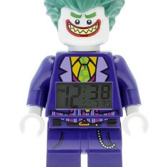 Ceas Lego Mini Fig Clock Lego Batman Movie Joker