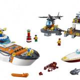 60167 Lego 60167 Lego City Sediul Central Al Garzii De Coasta 60167 LEGO