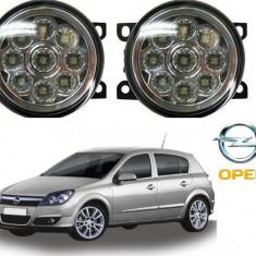 Proiectoare Ceata cu Leduri Opel Astra H 2005-2010 - Proiectoare tuning