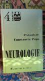 Neurologie  an 1997/910pag- Constantin Popa