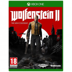 Wolfenstein Ii The New Colossus Xbox One - Jocuri Xbox One
