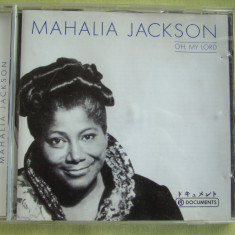 MAHALIA JACKSON - Oh, My Lord - C D Original ca NOU, CD
