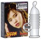 3 Prezervative Secura Japan