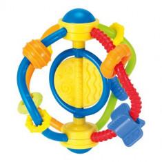 Jucarie Dentitie si Zornaitoare Spirala - Jucarie dentitie copii