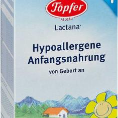 Lapte praf Topfer Lactana HA1 (hipoalergenic), de la nastere, 600g - Lapte praf bebelusi