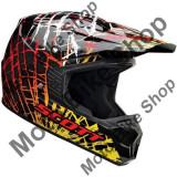 MBS Casca motocross Scott 250 MX Implode, rosu/negru S, Cod Produs: 2208531018006