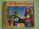 HOT REGGAE NIGHTS  Vol. 1 - C D Original ca NOU, CD