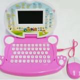 Laptop educativ 120 functii roman-englez - Jocuri Logica si inteligenta
