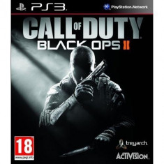 Call of duty - Black Ops II - 2 - PS3 [Second hand] - Jocuri PS3, Shooting, 18+, Multiplayer
