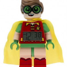 Ceas Lego Mini Fig Clock Lego Batman Movie Robin