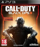 Call of Duty Black Ops III - 3 - PS3 [Second hand], Shooting, 18+, Multiplayer