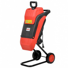 Tocator de crengi electric, 2400 W Hecht 624 - Aspirator/Tocator frunze