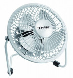 Ventilator de camera Trisa Cool & Work 45W 3 viteze Alb