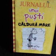 JURNALUL UNUI PUSTI CALDURA MARE