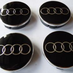 Capacele centrale Audi pt jante aliaj aftermarket - Capace janta