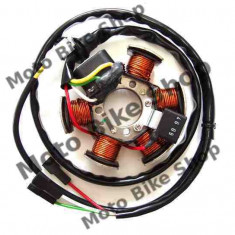 MBS Stator aprindere Aprilia RS/Tuareg/AM6 50 2T, Cod Produs: 3196469 - Alternator Moto