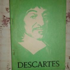 Descartes - Discurs despre metoda de a ne conduce bine ratiunea - Filosofie