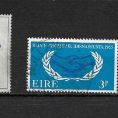Lot timbre Irlanda, Stampilat
