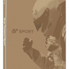 Gran Turismo Sport Steelbook Edition Ps4 - Jocuri PS4