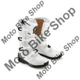 MBS Cizme motocross Scott MX 250, marime 44, culoare alb, Cod Produs: 2275681007044