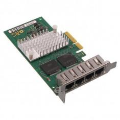 Placa retea second hand Fujitsu PRIMERGY D2745-a11 Gs3 Quad Port Gigabit Intel