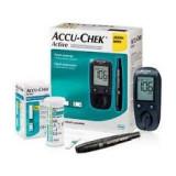 Glucometru Accu Chek Active + 50 teste glicemie
