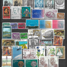 Lot timbre Irlanda - Timbre straine, Stampilat