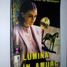 Lumina in amurg de Xavier de Montepin - Roman dragoste